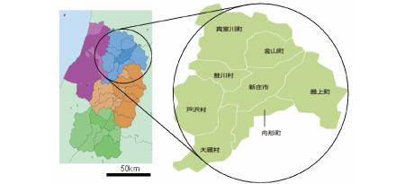 山形県最上地区(にら)月報 野...